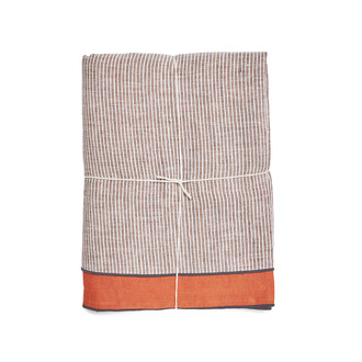 chapter1(챕터원),Linen Breeze Blanket - Orange