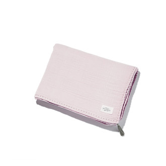 chapter1(챕터원),Cotton Gauze Blanket - Light Pink