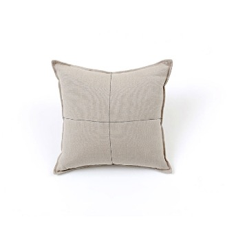 chapter1(챕터원),Linen Stitch Cushion - Cross
