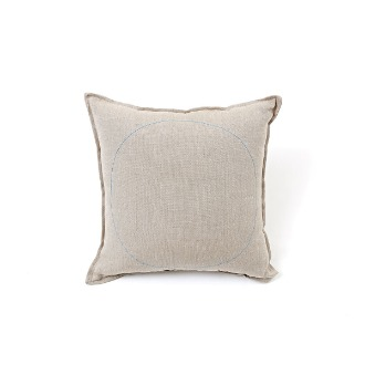 chapter1(챕터원),Linen Stitch Cushion - Circle